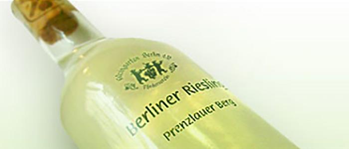 Berliner-Riesling-Flasche